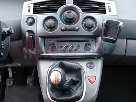 Renault Scenic II 2003-2009 - Echt leder pookhoes