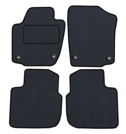 CLASSIC Velours automatten Seat Toledo IV 2012-