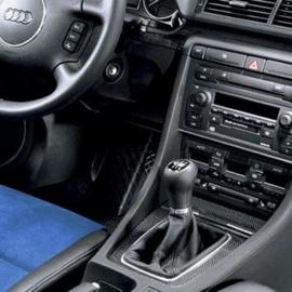 Audi A4 B6 - Echt leder pookhoes
