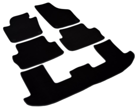 CLASSIC Velours automatten Seat Alhambra II 2010-2018
