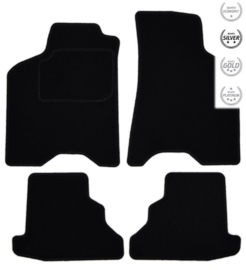 CLASSIC Velours automatten Seat Arosa 1997-2005