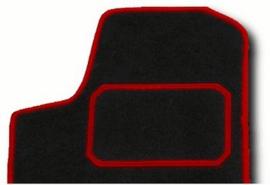 CLASSIC Velours automatten met logo Toyota Supra