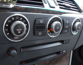 BMW E60 - Verchroomde aluminium kachel ringen
