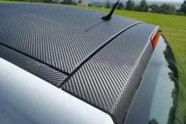 Folie Carbon 3D zwarte mat