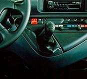 Peugeot Expert I 1995-2006 - Echt leder pookhoes