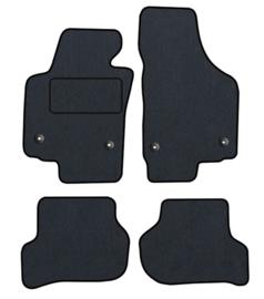 CLASSIC Velours automatten Seat Toledo III 2008-2012