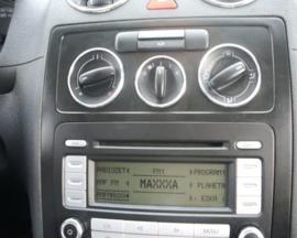 Volkswagen Caddy III 2004-2010 - Verchroomde aluminium kachel ringen