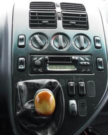 Mercedes Vito I W638 - Echt leder pookhoes