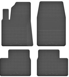 Rubber automatten Peugeot 207  2006-2012