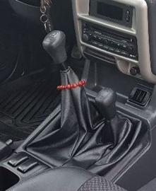 Opel Frontera II B - Echt leder pookhoes
