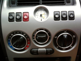 Fiat Coupe - Verchroomde aluminium Kachel ringen (verschillende maten)