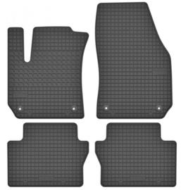 Rubber automatten Opel Zafira B (2005-2011)