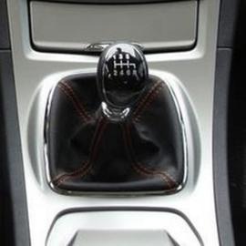 Ford S-Max I 2006-2008 - Echt leder pookhoes