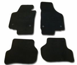 CLASSIC Velours automatten Seat Altea 2008-2015