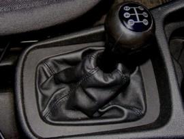 Opel Zafira A 1999-2005 - Echt leder pookhoes