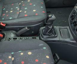 Mercedes Vaneo W414 - Echt leder pookhoes
