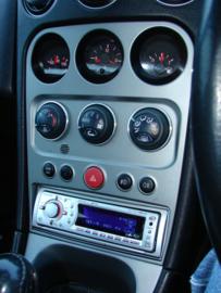 Alfa Romeo GTV / Spider - Verchroomde aluminium extra Tellerringen