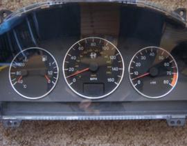 Alfa Romeo 145 / 146 - Verchroomde aluminium Tellerringen