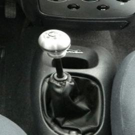 Ford Puma - Echt leder pookhoes