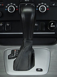 Volvo XC90 I automaat - Echt leder pookhoes