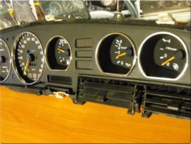 Toyota Supra 3 - Verchroomde aluminium Tellerringen