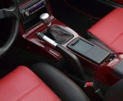 Mazda MX-5 I NA - Echt leder pookhoes