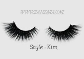 3D MINKLASHES Style :  KIM