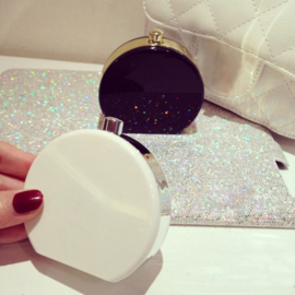 Luxurious lens case Perfume Bottle
