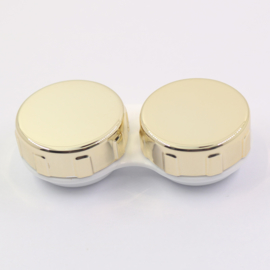 Luxurious extra Lens case in GOLD