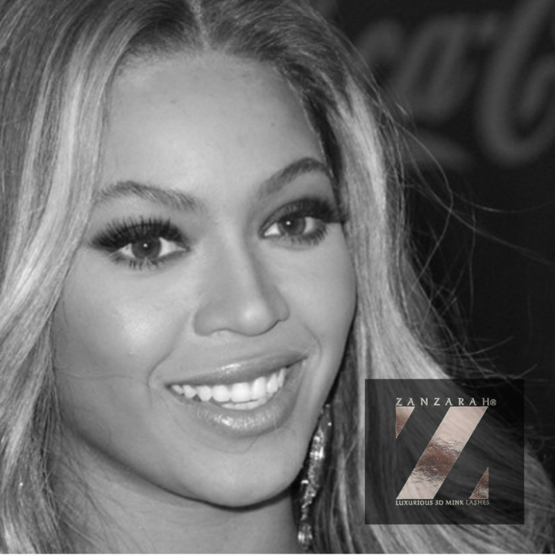 3D MINKLASHES Style : BEYONCE