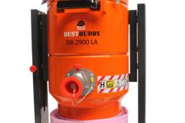 DB 2900 LA Dustbuddy Bouwstofzuiger