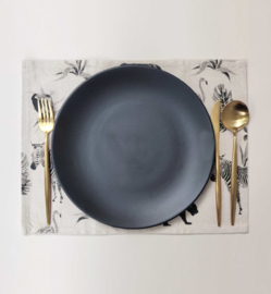 Set of 4 placemats - CHIQ SAFARI