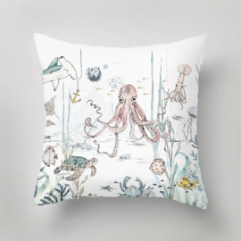 Pillow -  UNDERWATER WONDERS