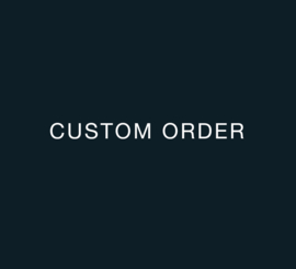 Custom Order for TALLULA PRESTON