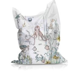 Beanbag UNDERWATER WONDERS - suitable for indoor and outdoor use