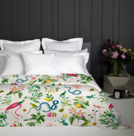 Duvet Cover Set GARDEN OF EDEN soft marshmellow - double
