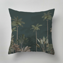 Kussen - TROPICAL WILDERNESS dark