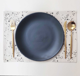 Set of 4 placemats - STAR SKY