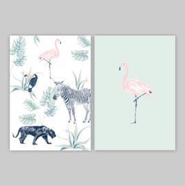 Postcards - CHIQ SAFARI SET
