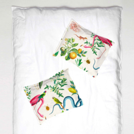 Pillowcase - GARDEN OF EDEN soft mashmellow - 1 cover