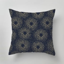 Pillow - Golden stars