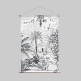 Textile Poster - RAINFOREST