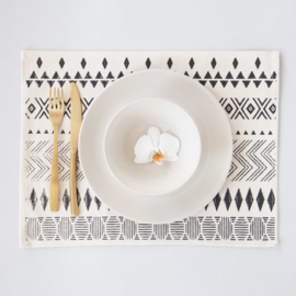 Set of 4 placemats - NORDIC