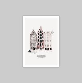Postcard - AMSTERDAM