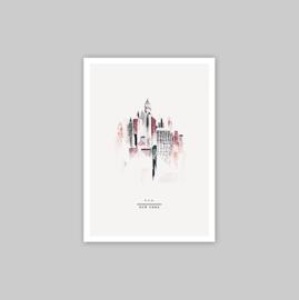 Postcard - NEW YORK