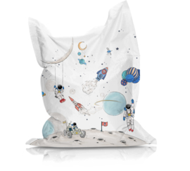 Beanbag INTO THE GALAXY light - suitable for indoor and outdoor use