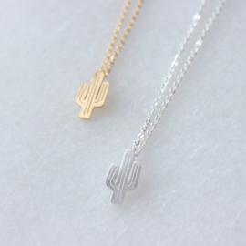 Necklace - CACTUS