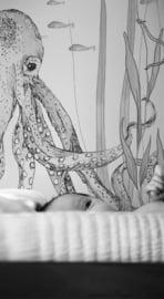Ocean Wallpaper - Full wall sized image - UNDERWATER WONDERS