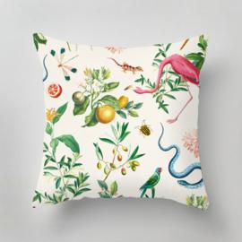 Outdoor Pillow -  GARDEN OF EDEN soft mashmellow