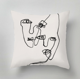 Pillow - BOLD FACES